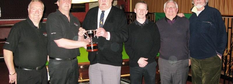 Dumfries Galloway Snooker