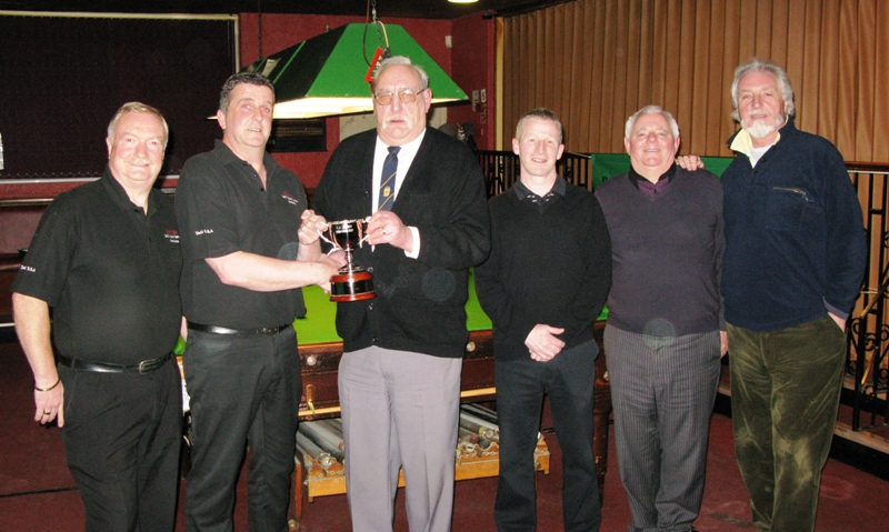 Dumfries Galloway Snooker