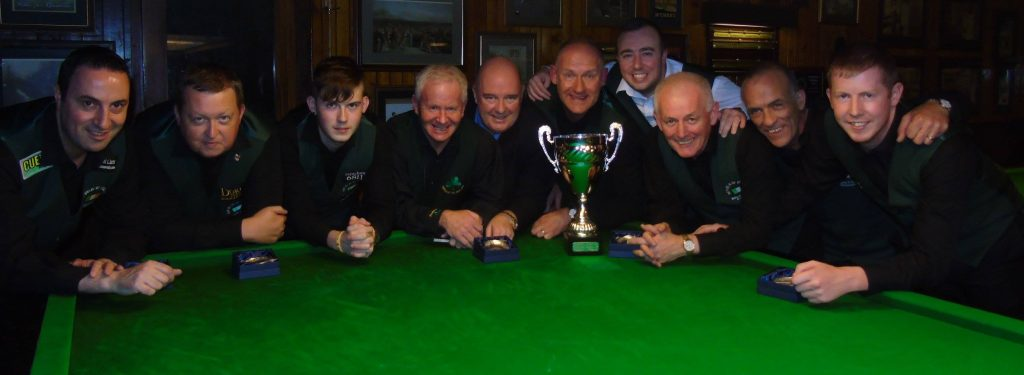 International Challenge Cup Team - Winners Republic of Ireland
