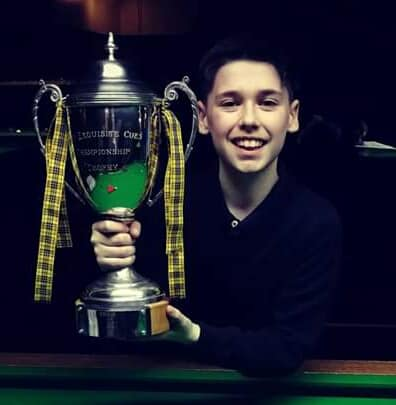Amateur snooker tournaments
