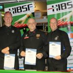 Scottish Billiards - Scotland's Home International A Team 2019