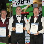 Scottish Billiards - Scotland's Home International B Team 2019